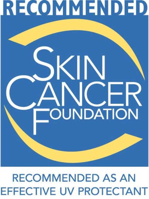 Skin Cancer Foundation Recommended Use