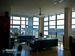 Absolute Perfection Residential UV Protection Window Tint