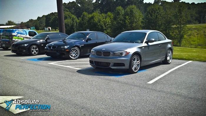 Car-Tinting-Baltimore-BMW-Row