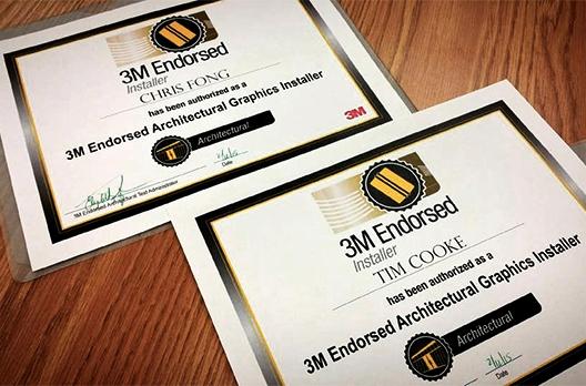 3m di-noc certified installers di noc installers maryland dc virginia