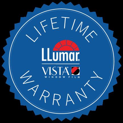 Commercial Window Film Lifetime Warranty