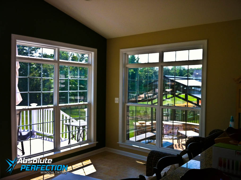 AP Tinting Home UV Protection Window Tint Maryland