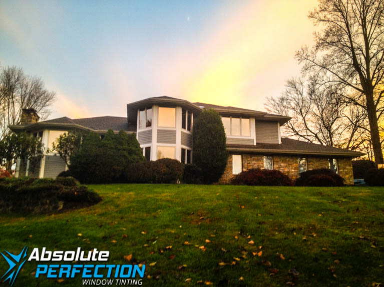 Absolute Perfection Tinting Home Window Tinting EnerLogic Low-E Westminster, Maryland
