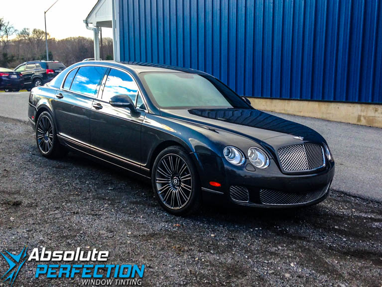 bentley window tint