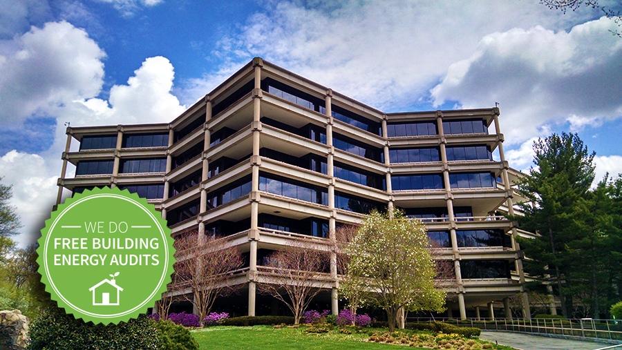 Energy Audit Commercial Building