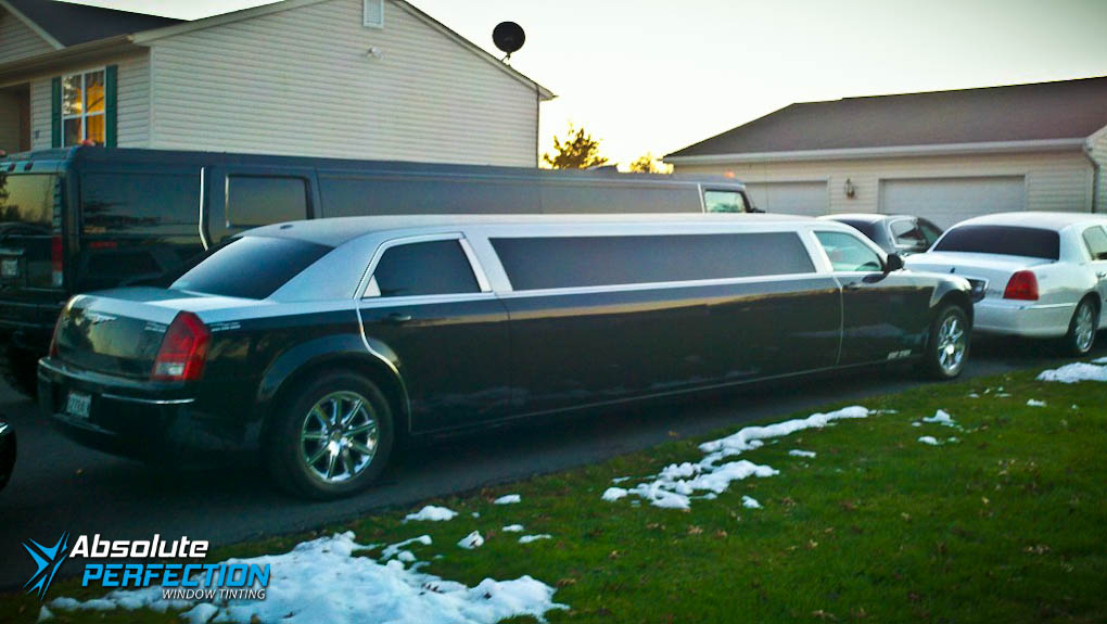 classic limousine tint