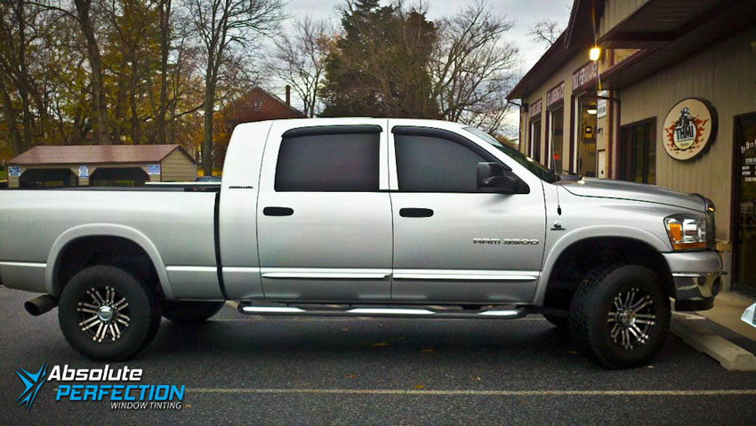 window tint ram 3500