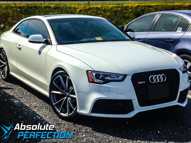 audi rs5 window tint