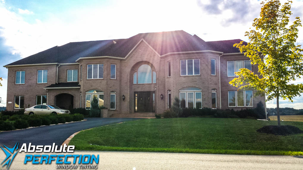 Home Glare Reduction Window Film Absolute Perfection Tinting Maryland