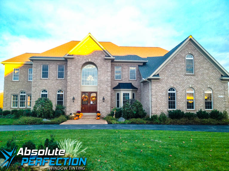 Home Glare Reduction Window Film Absolute Perfection Tinting Westminster, Maryland