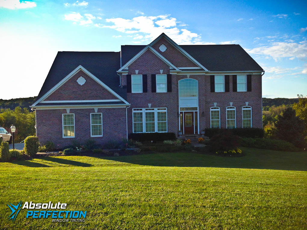Home Privacy Window Tint by Absolute Perfection Sykesville, Maryland