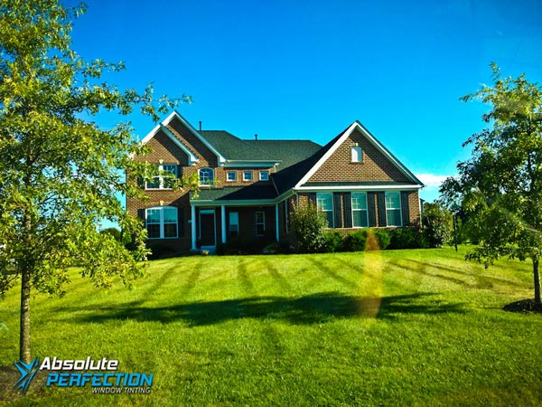 Home UV Protection Window Tint by Absolute Perfection - Eldersburg Maryland
