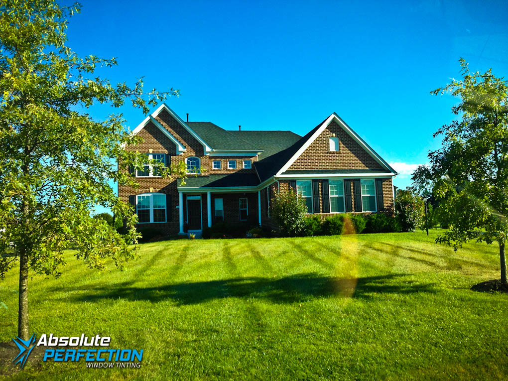 Home UV Protection Window Tint by Absolute Perfection