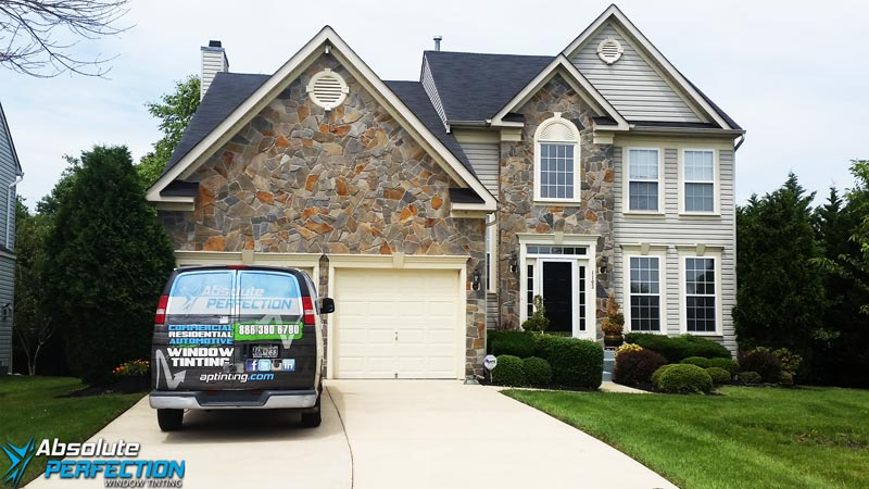 Home Window Tinting - Residential Window Tint - Maryland Washington DC Virginia - Absolute Perfection1