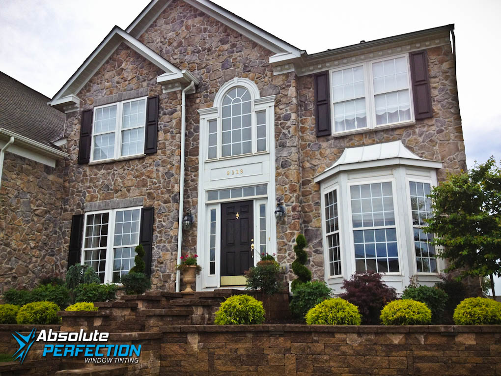 Home Window Tinting for Glare Reduction by Absolute Perfection Tinting Maryland