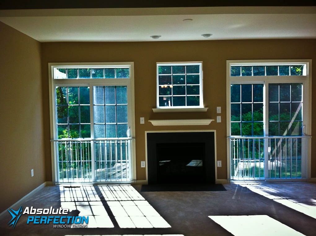 Inside Look of Absolute Perfection Home Window Tinting With EnerLogic Low-E Film