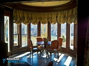 Inside Look of Home Window Tinting for Glare Reduction by AP Tinting MD