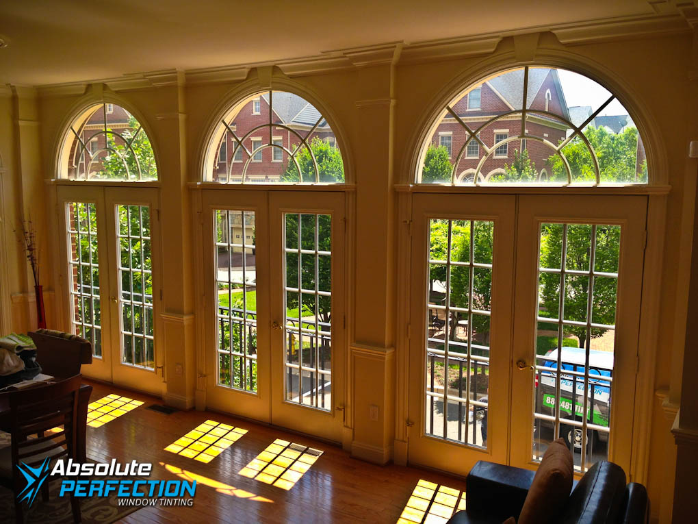 Inside Look of Home Window Tinting for Glare Reduction by Absolute Perfection Tinting