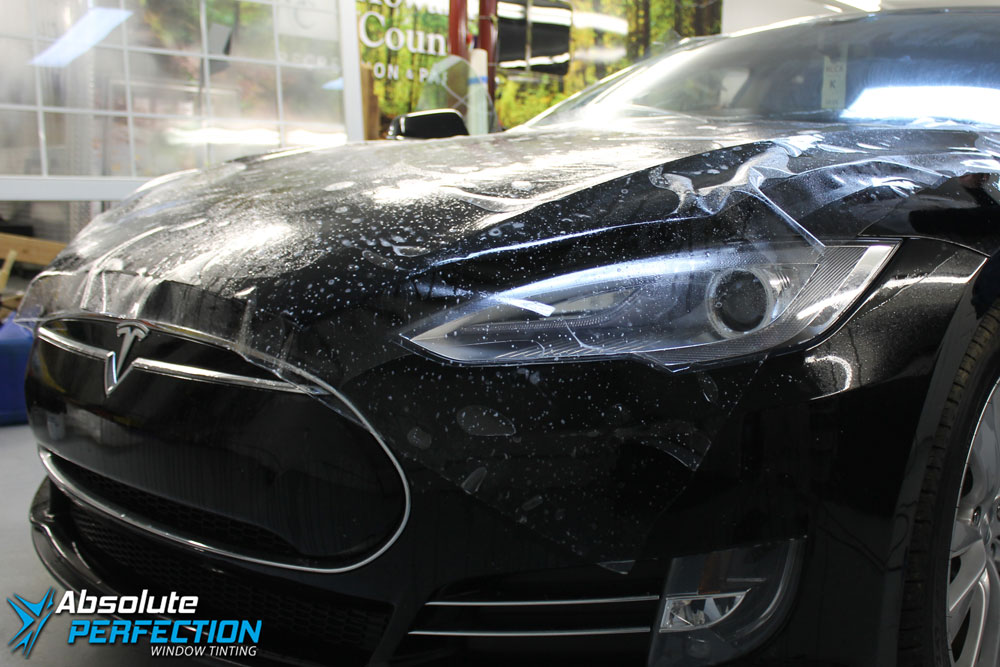 Tesla-Paint-Protection-Film-Installation-Absolute-Perfection-Window-Tinting