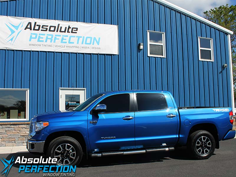 Toyota Tundra Photosync Window Tint Absolute Perfection