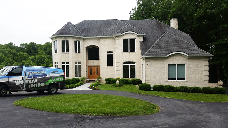 Home Window Tinting - Absolute Perfection - Sykesville Maryland