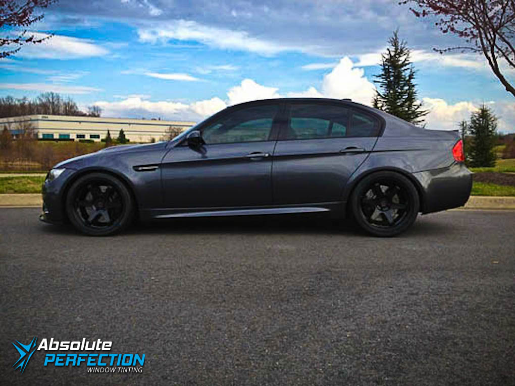 Pinnacle formulaone tint on a bmw m3 testimonial for 2 window tint