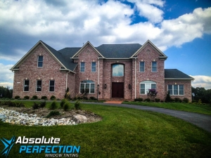 Home UV Protection Window Tint by Absolute Perfection Annapolis, Maryland