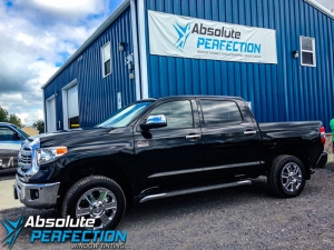 Llumar FormulaOne Pinnacle Truck Tint Absolute Perfection Window Tinting Maryland