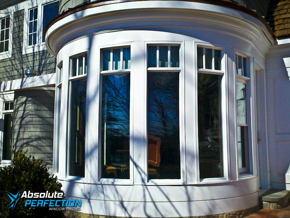 Home window tinting anne arundel county glare and heat for Windows for residential homes