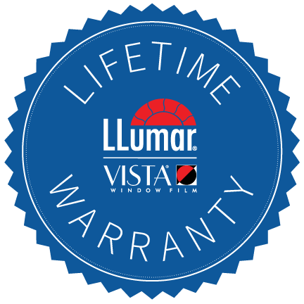 Commercial Window Film Lifetime Warranty