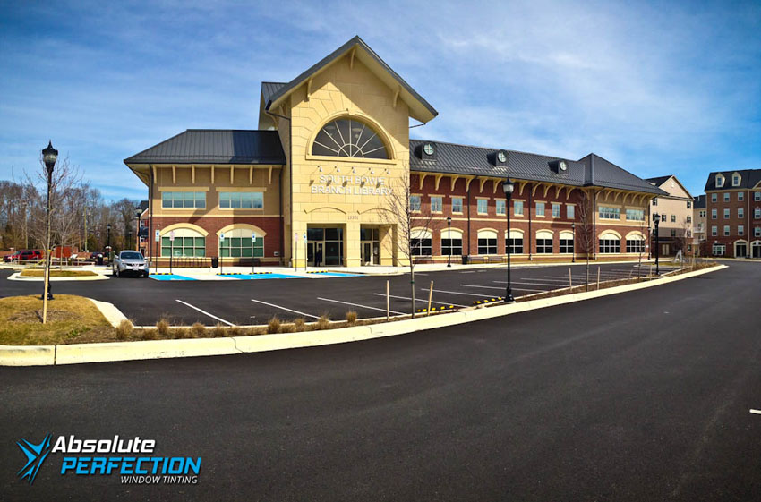 Absolute Perfection Commercial Window Tinting Glare Reduction Washington DC