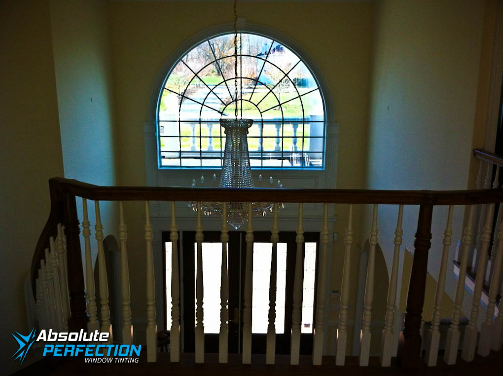 Absolute Perfection Home Window Tinting With EnerLogic Low-E Film Baltimore, Maryland
