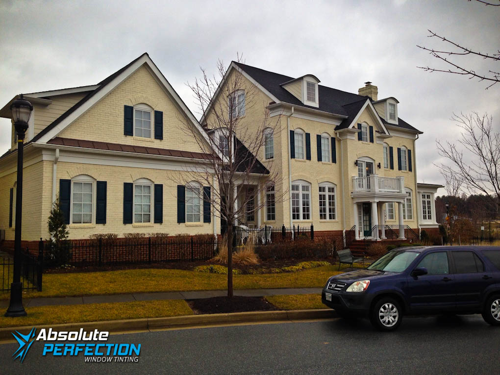 Absolute Perfection Home Window Tinting With EnerLogic Low-E Film