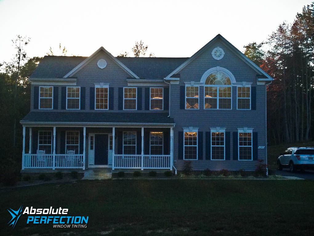 Absolute Perfection Tinting Home Window Tinting EnerLogic Low-E Film