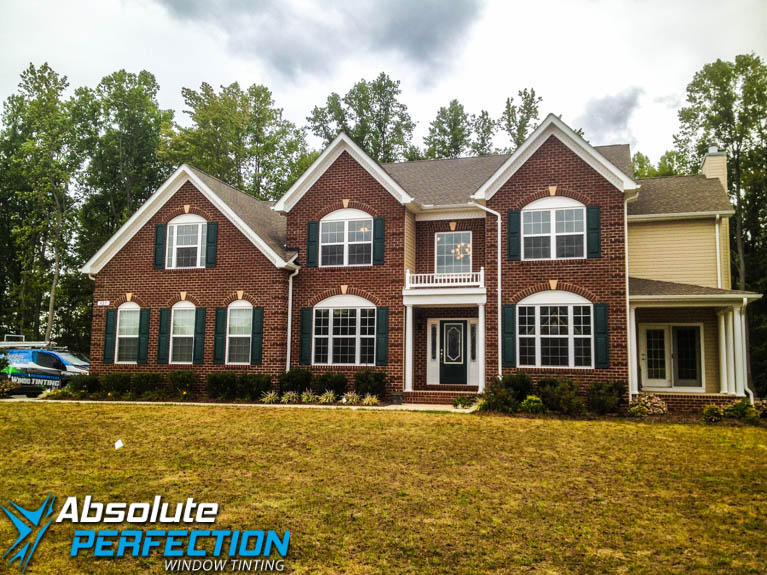 Absolute Perfection Tinting Home Window Tinting EnerLogic Low-E Sykesville, Maryland