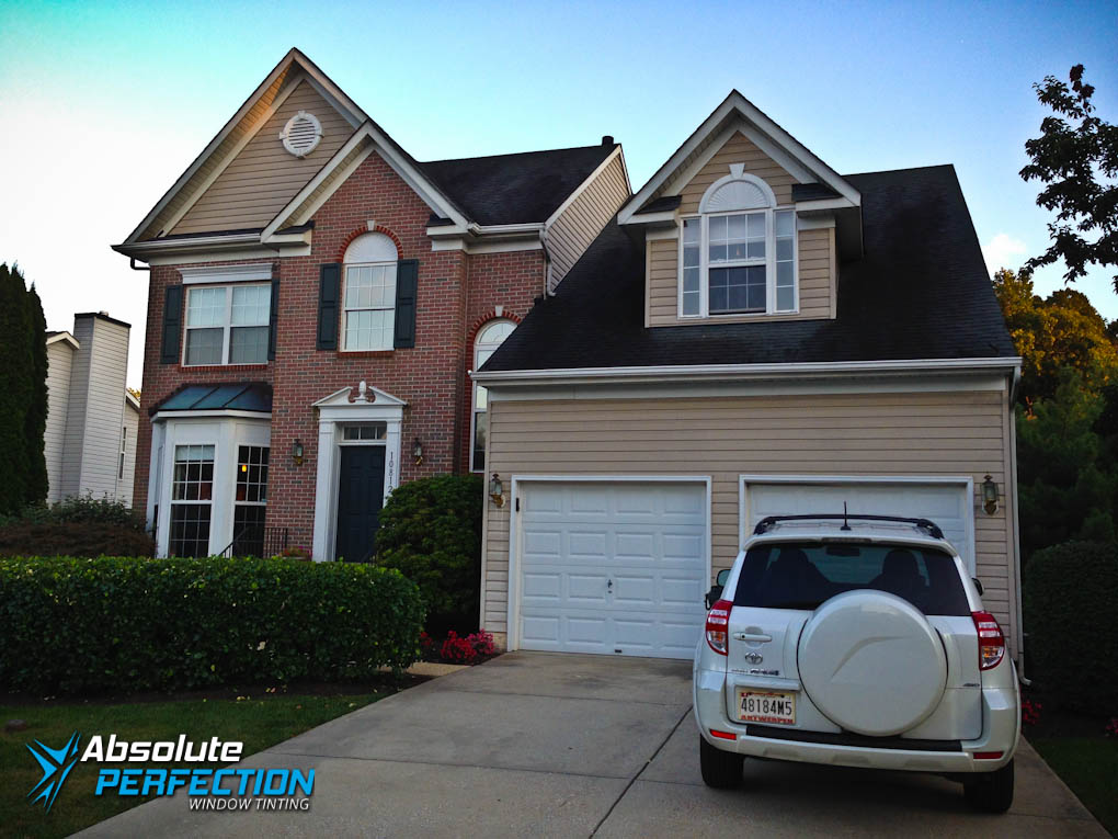 Absolute Perfection Tinting Home Window Tinting EnerLogic Low-E