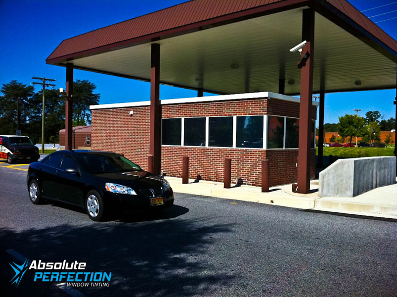 Absolute Perfection Window Tinting Glare Reduction Maryland