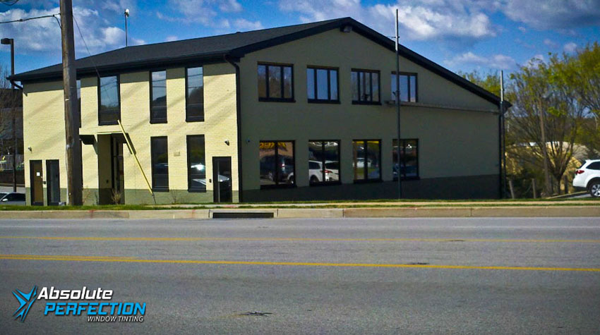 Absolute Perfection Window Tinting Glare Reduction in Maryland