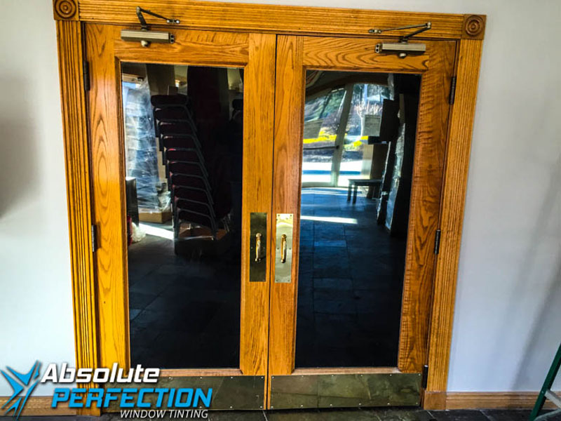 Absolute Perfection Window Tinting Heat Reduction Tint Eldersburg, Maryland