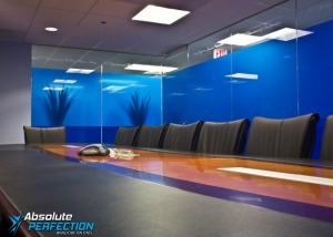 Custom Frost for Business by Absolute Perfection Tinting