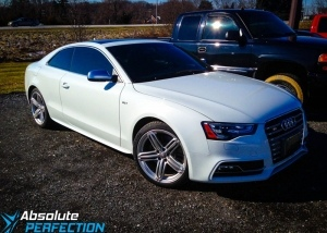 window tint audi s6