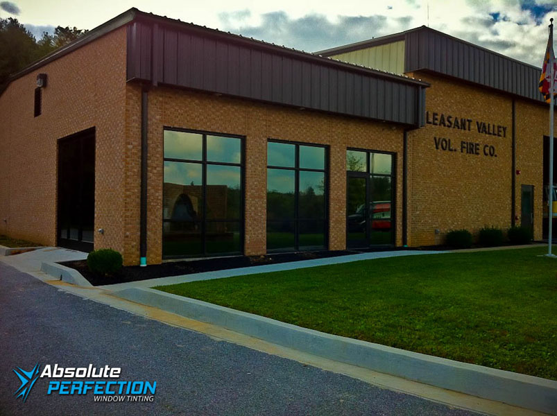 Glare Reduction Window Tint Absolute Perfection Window Tinting Westminster, Maryland