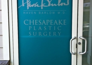 Haven Barlow Logo and Lettering by Absolute Perfection Tinting