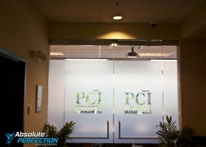 PCI Strategic Management Decorative Frost by Absolute Perfection Tinting Columbia, MD