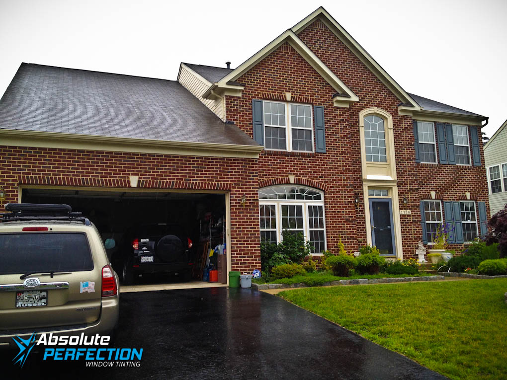 Privacy Window Tint for Homes by Absolute Perfection Tinting