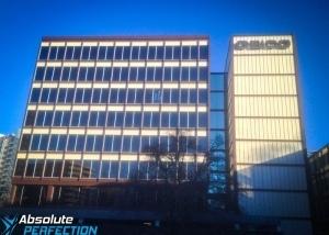 Washington DC EnerLogic Low-E Commercial Window Tinting AP Tinting