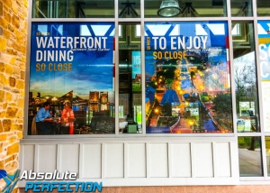 Store Front Window Graphics Baltimore