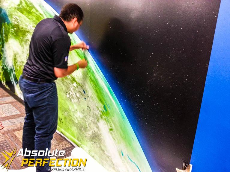 wall murals custom graphics