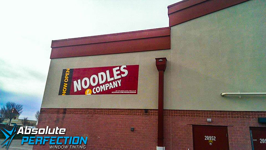 Noodles & Company Wall Mural Graphic