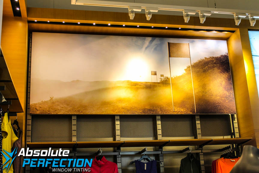 Store Graphics Wall Mural Baltimore Maryland